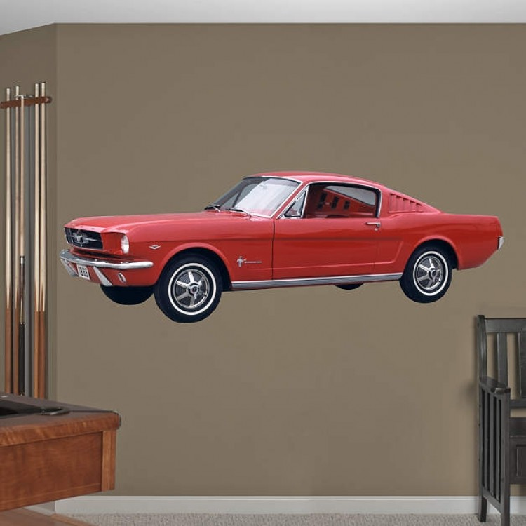 1965 Ford Mustang REAL.BIG. Fathead