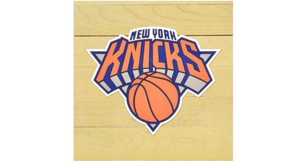 Nba New York Knicks 12 Quot X 12 Quot Logo Floor Piece