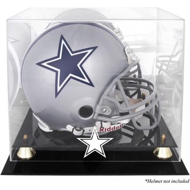Dallas Cowboys Helmet Display Case