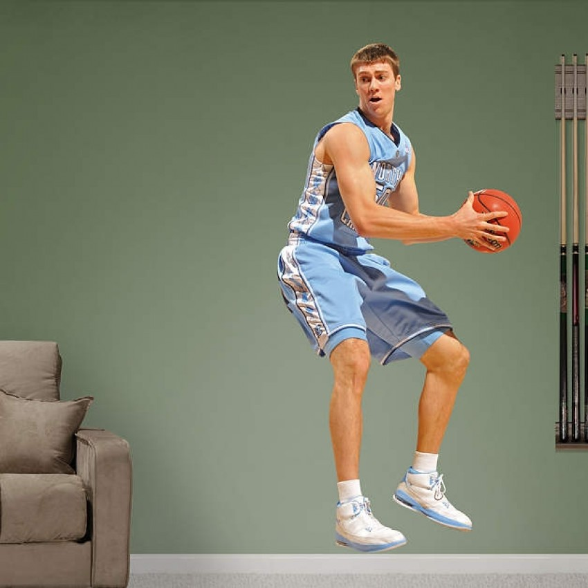 614dd6899 Tyler Hansbrough North Carolina Tar Heels REAL.BIG. Fathead