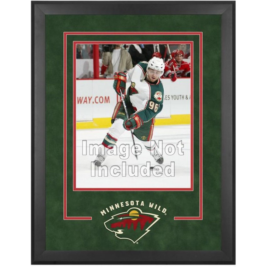 minnesota wild deluxe 16 x 20 vertical photograph frame