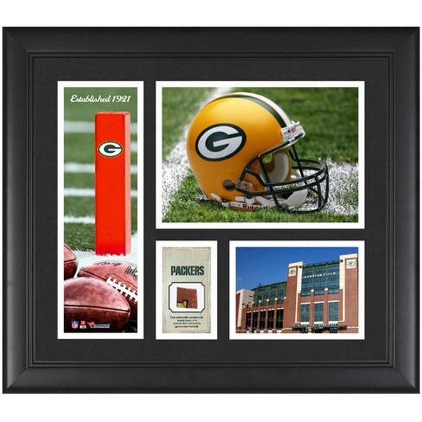 Green Bay Packers Team Logo Framed 15\