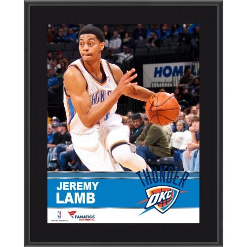 15e27979876 Jeremy Lamb Oklahoma City Thunder Sublimated 10.5