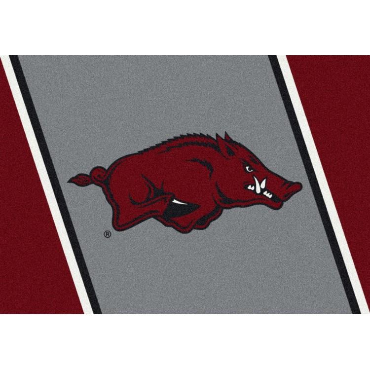 "Arkansas Razorbacks 7'8""x10'9"" College Team Spirit Area Rug"