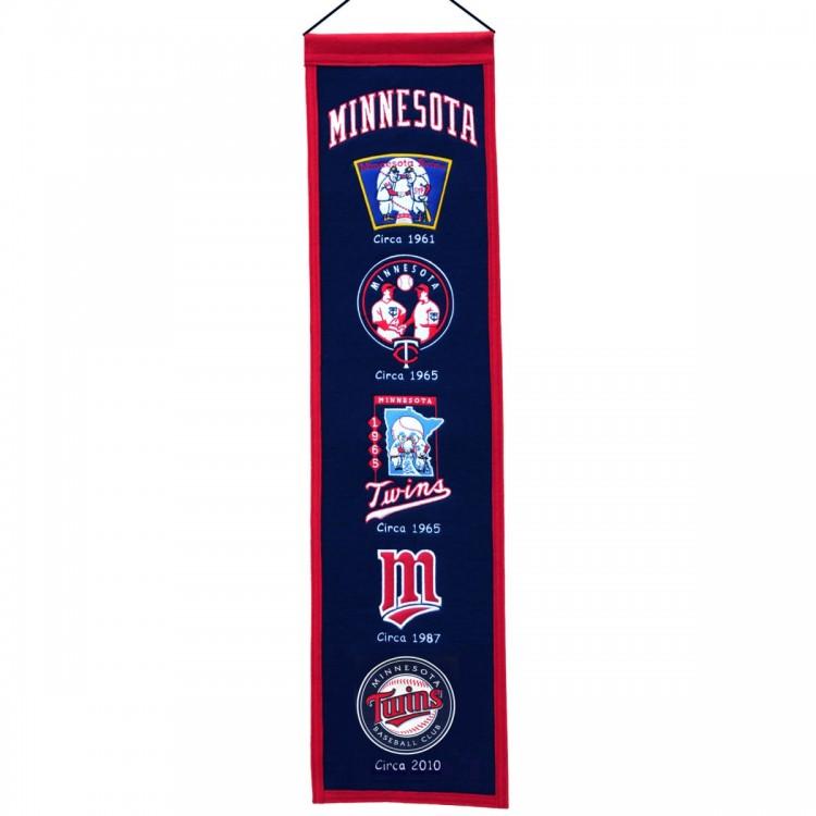 Minnesota Twins Heritage Banner