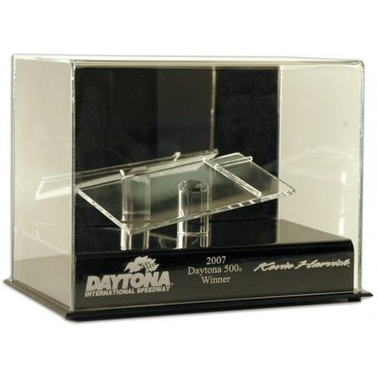 Kevin Harvick 2007 Daytona 500 Die-Cast Display Case