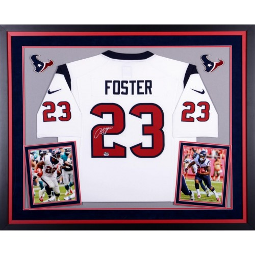 Man Cave Store Houston : Nfl limited houston texans arian foster jerseys
