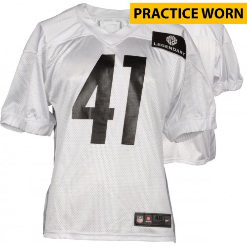 steelers practice jersey