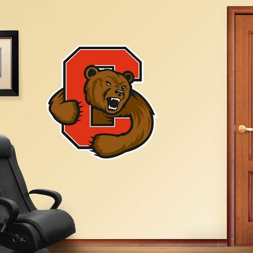 Cornell University Logo REAL.BIG. Fathead