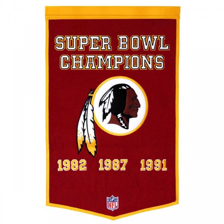 Washington Redskins Banner
