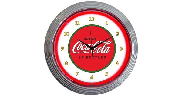 Coca Cola 1910 Classic Neon Clock