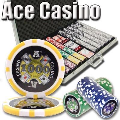 Ace casino chip poker set fallsview casino on