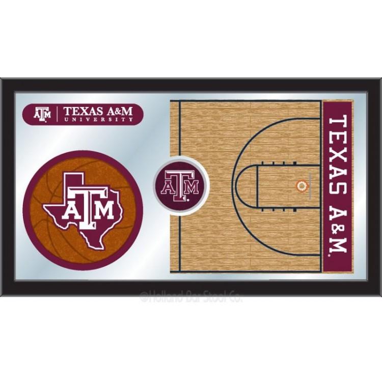 Texas A&M Basketball Mirror