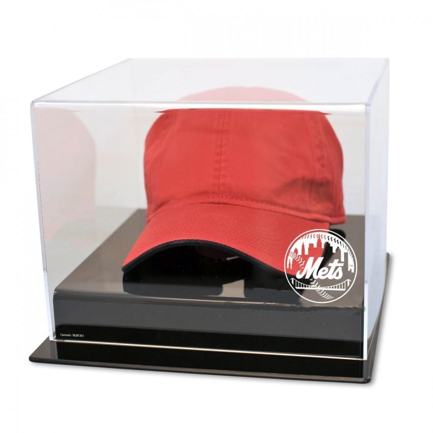 2f4e6a5f789 New York Mets Cap Display Case