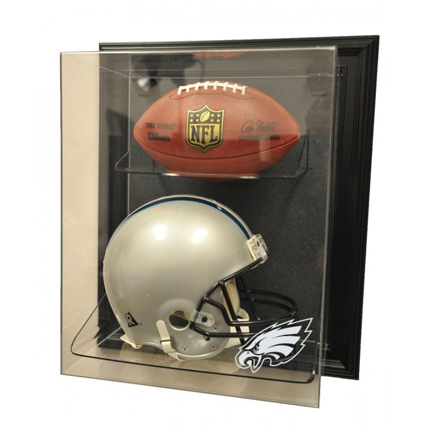 """Philadelphia Eagles Helmet and Football """"Case-Up"""" Display ..."""