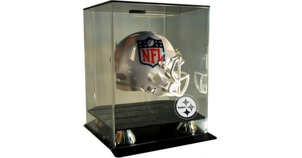 Pittsburgh Steelers Floating Mini Helmet Display