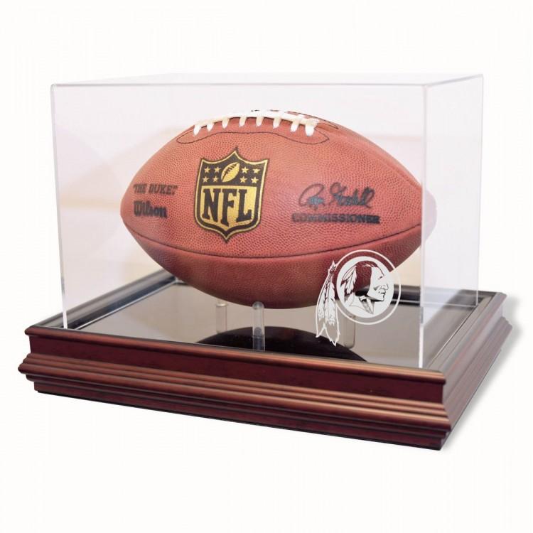 Washington Redskins Boardroom Football Display
