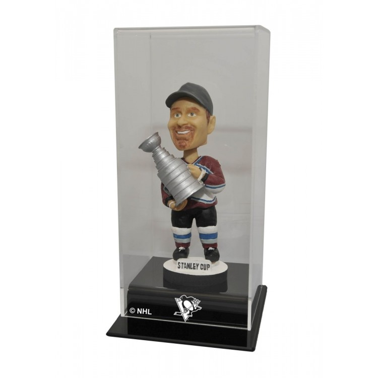 Pittsburgh Penguins Bobblehead Display Case