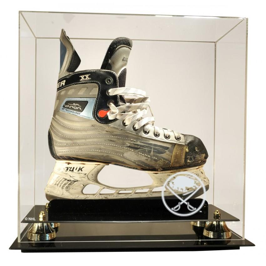 ef428f41d Buffalo Sabres Deluxe Single Skate Display Case