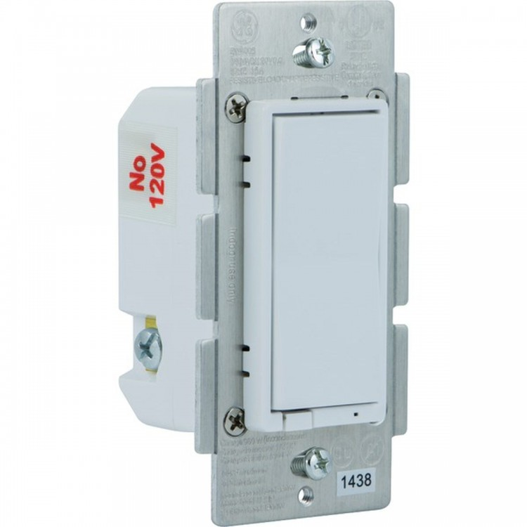 GE 12722 Z-Wave(R) In-Wall On/Off Switch