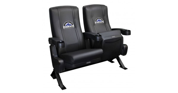 Colorado Rockies Portable Rowone Theater Seating