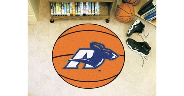 Akron Zips Basketball Mat