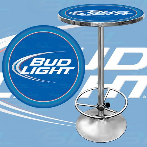 Beer branded pub tables bud light pub table watchthetrailerfo