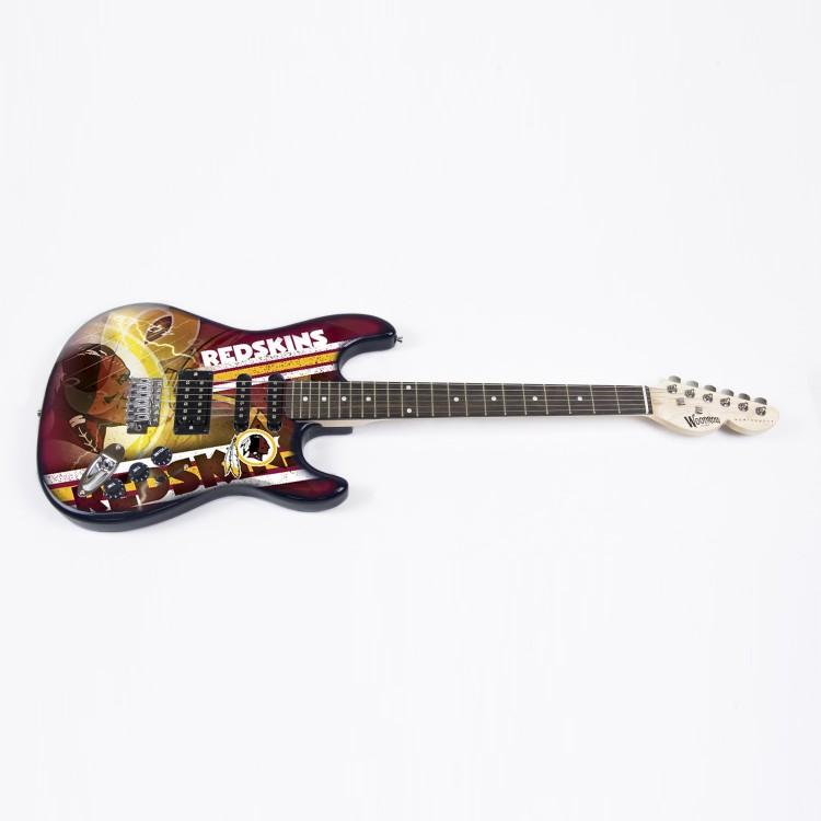 Washington Redskins Mini Northender Guitar