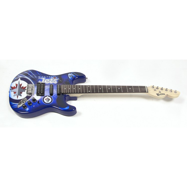 Winnipeg Jets Northender Guitar