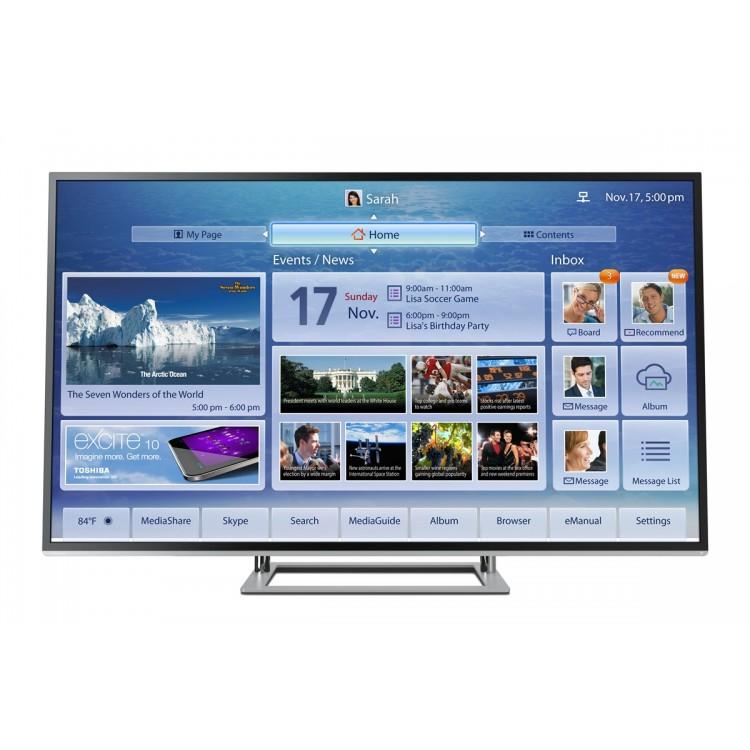 """Toshiba 84L9300U 84"""" 3D LED-LCD TV - 16:9 - 4K UHDTV"""