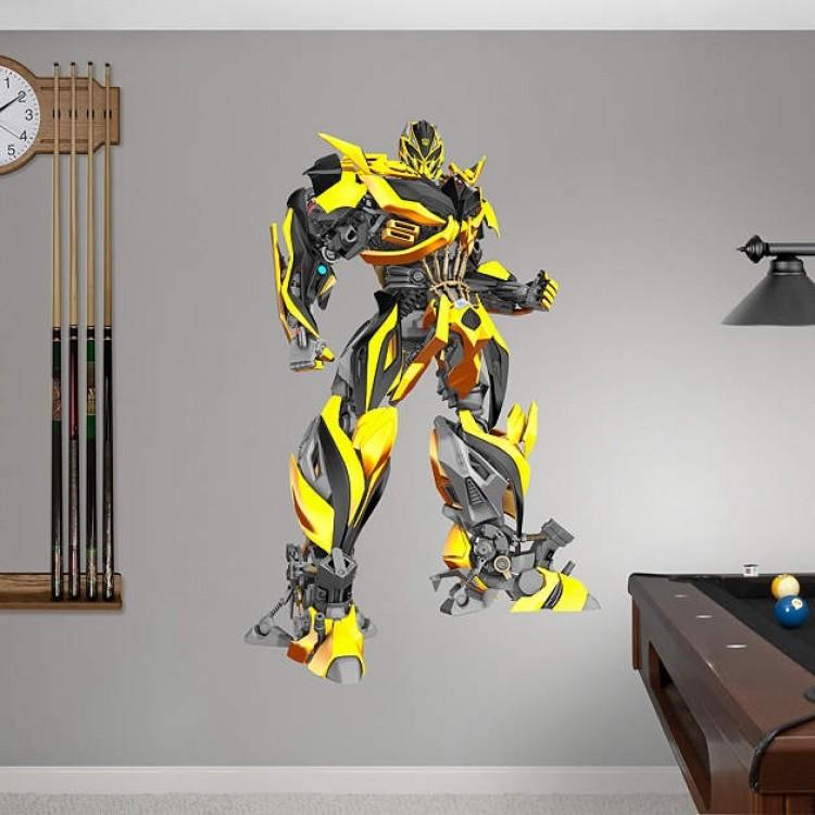 Transformers 4 Bumblebee REAL.BIG Fathead