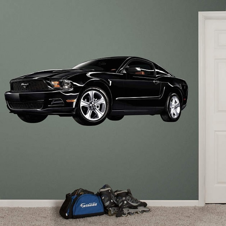 2011 Ford Mustang REAL.BIG. Fathead
