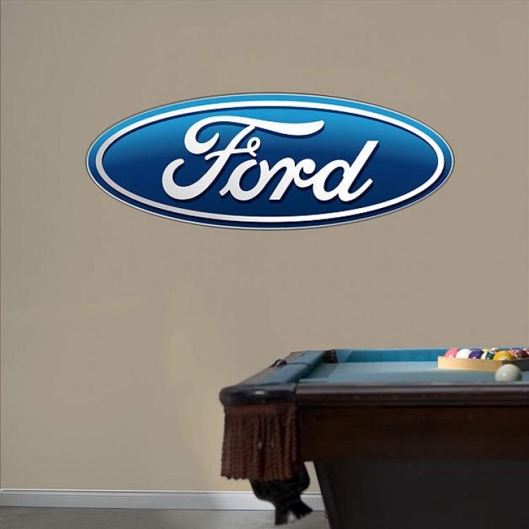Ford Oval REAL.BIG. Fathead