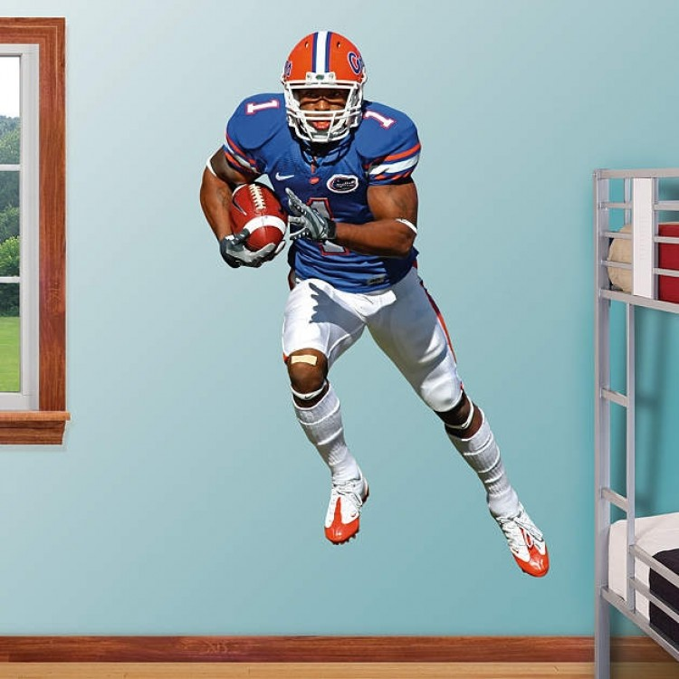 Percy Harvin Florida REAL.BIG. Fathead