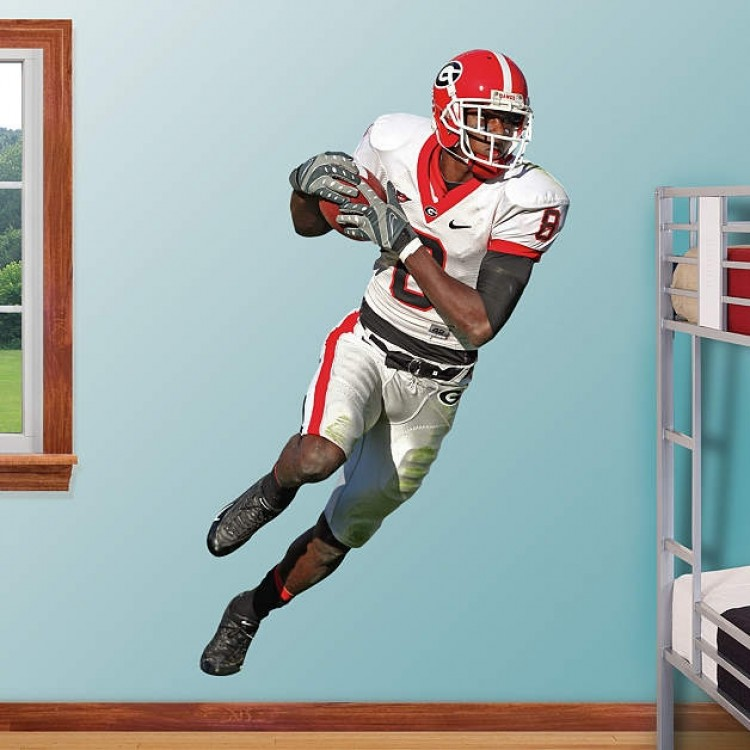 A.J. Green Georgia Bulldogs REAL.BIG. Fathead