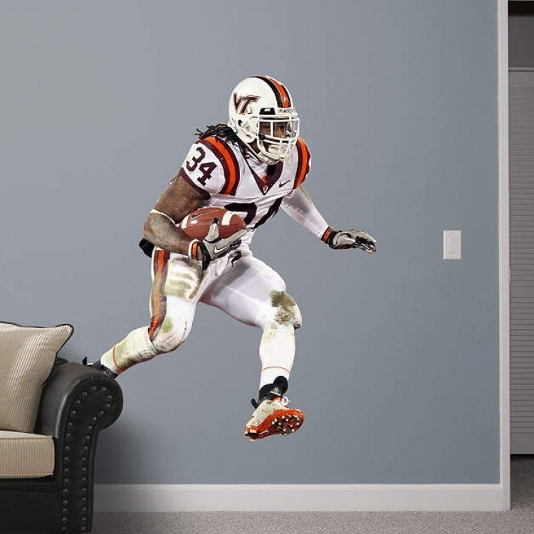 Ryan Williams Virginia Tech Hokies REAL.BIG. Fathead