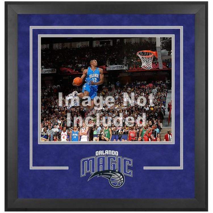 """Orlando Magic 16"""" x 20"""" Horizontal Setup Frame with Team Logo"""