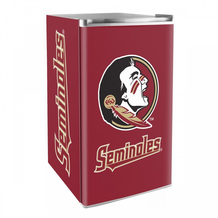 Florida State Seminoles 3.2 Cu. Ft. Counter Height Fridge