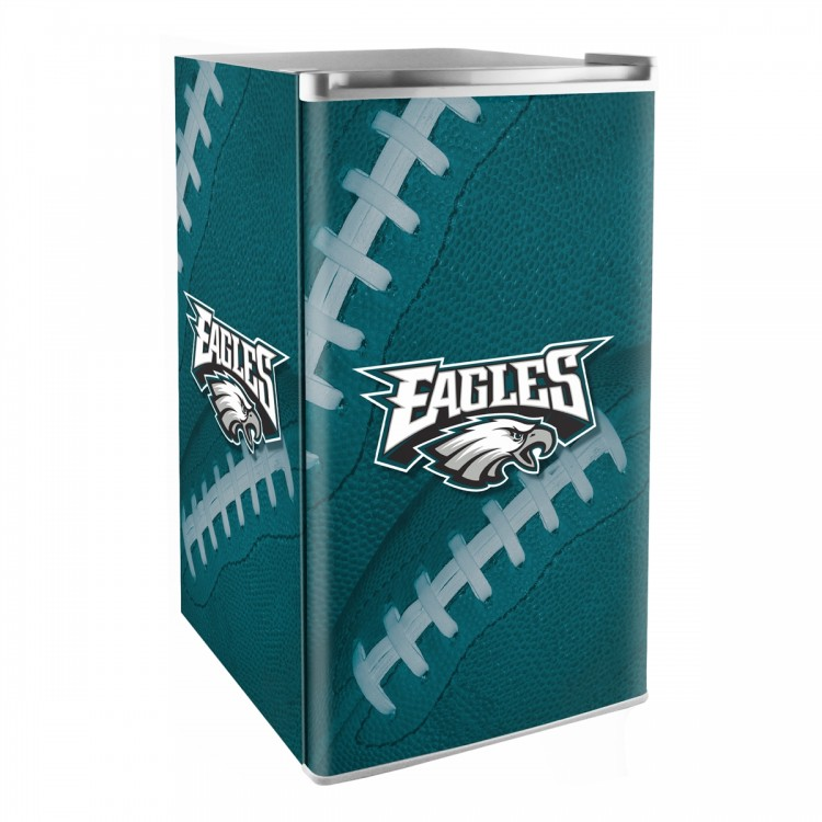 Philadelphia Eagles 3.2 Cu. Ft. Counter Height Fridge