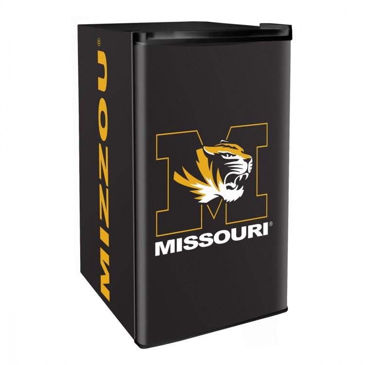 Missouri Tigers 3.2 Cu. Ft. Counter Height Fridge