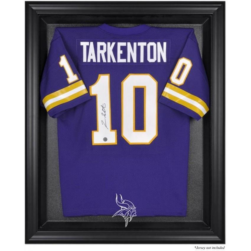 timeless design 5087f 48449 Minnesota Vikings Black Frame Jersey Display Case
