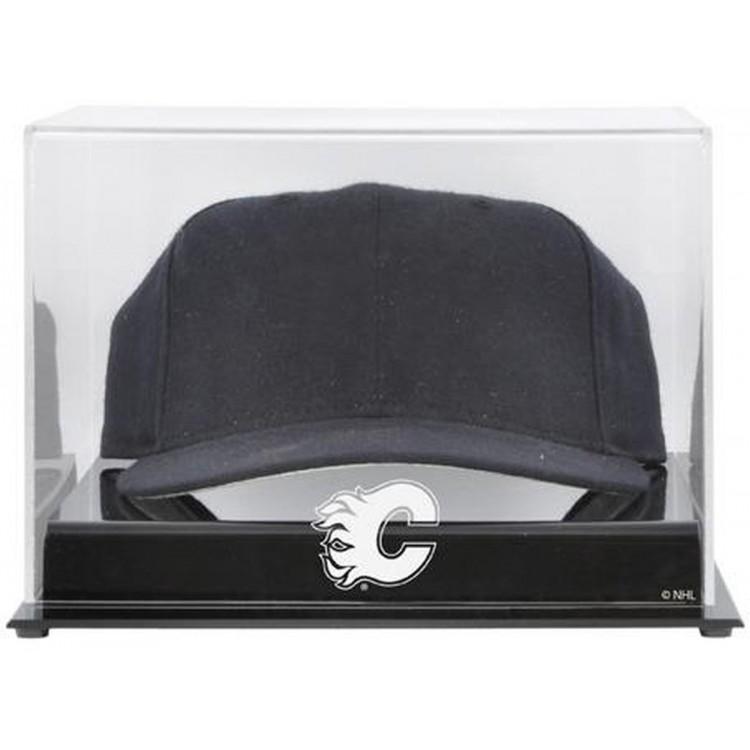 Calgary Flames Hat Display Case