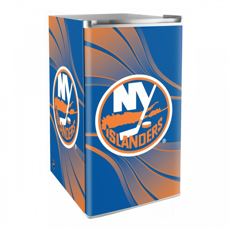 New York Islanders 3.2 Cu. Ft. Counter Height Fridge