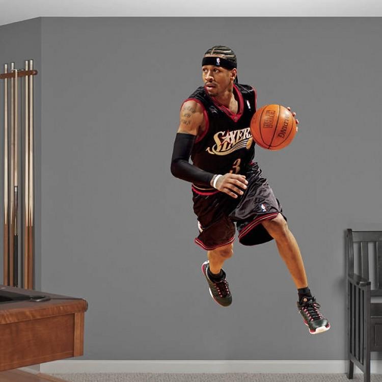 NBA Allen Iverson Legend RealBig REAL.BIG. Fathead