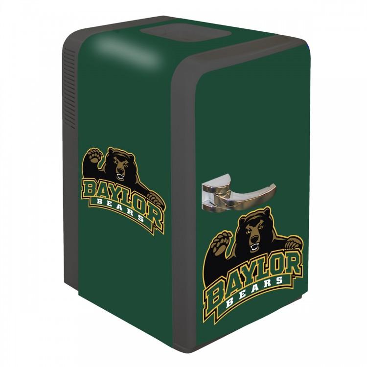 Baylor Bears 15 Quart Portable Party Fridge