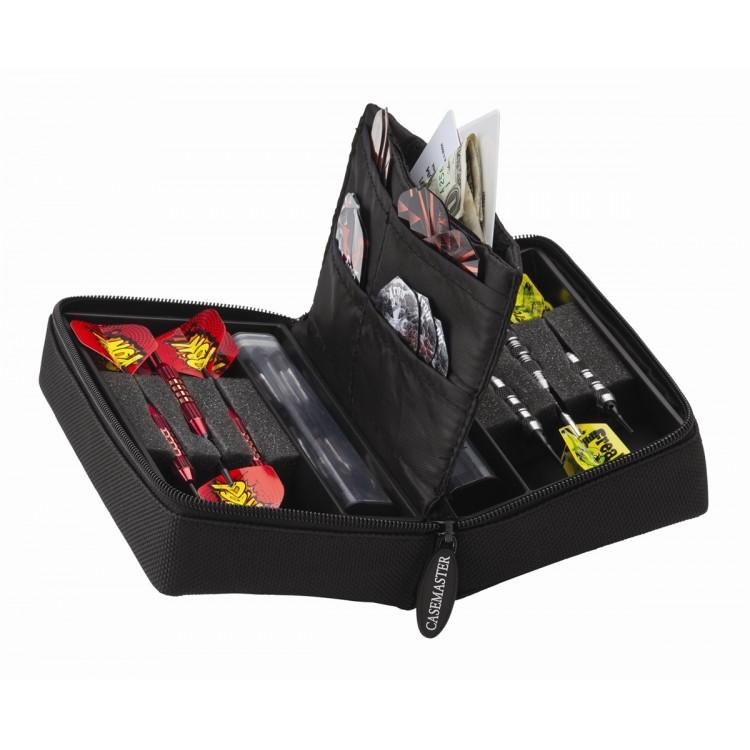 Elite Jr Black Nylon Dart Case