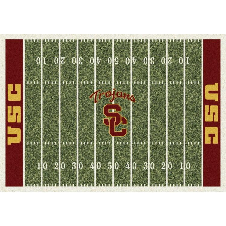 "USC Trojans 5'4""x7'8"" College Home Field Area Rug"
