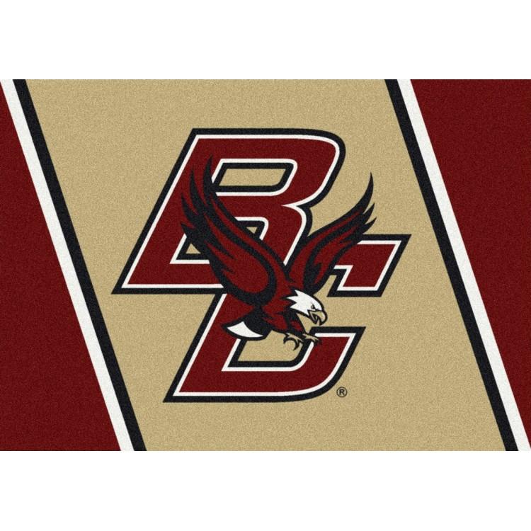 """Boston College Eagles 3'10""""x5'4"""" College Team Spirit Area Rug"""