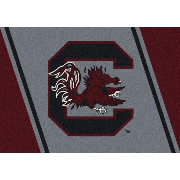 """South Carolina Gamecocks 7'8""""x10'9"""" College Team Spirit Area Rug"""