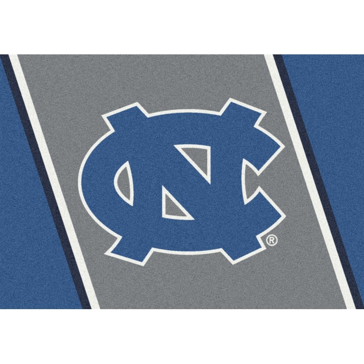 "North Carolina Tar Heels 3'10""x5'4"" College Team Spirit Area Rug"